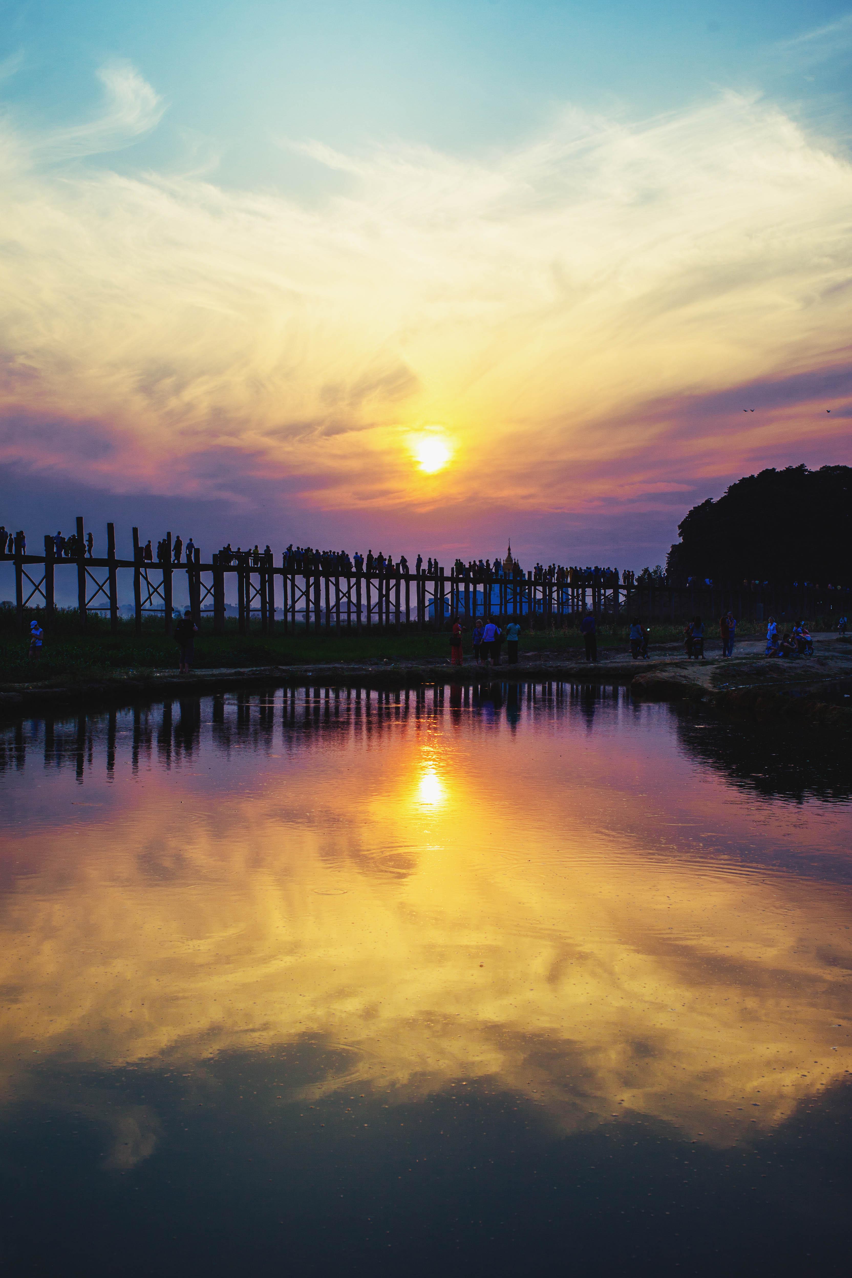 Myanmar Sunset