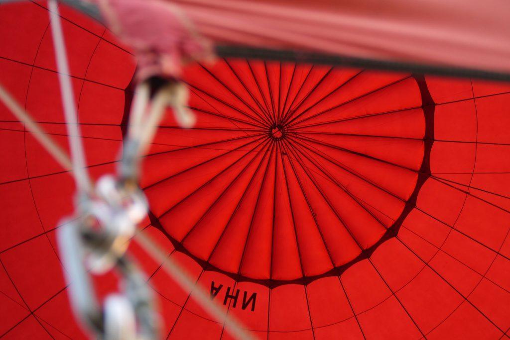 Bagan Balloon Red
