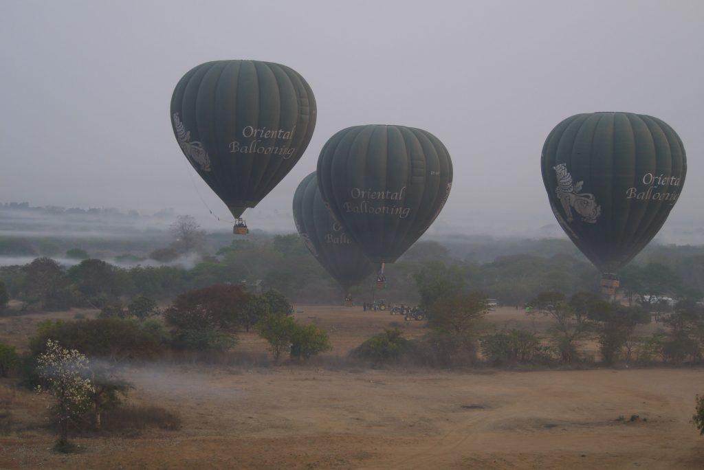 Oriental Ballooning Myanmar
