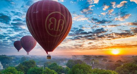 balloons over bagan 2017-2018