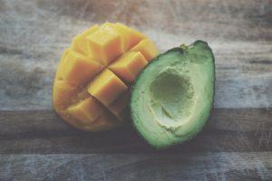 Mango and Avocado