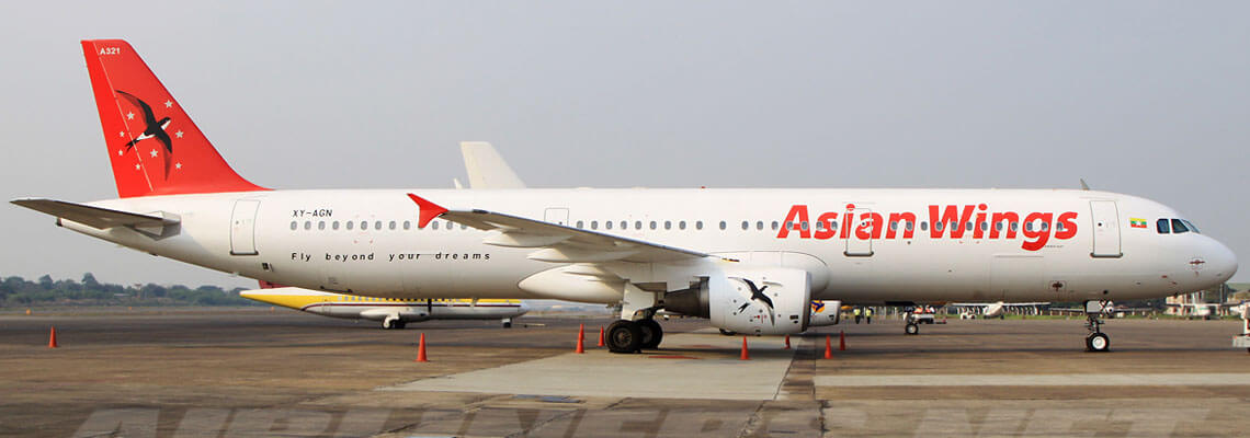 Asian Wings Airways Fleet