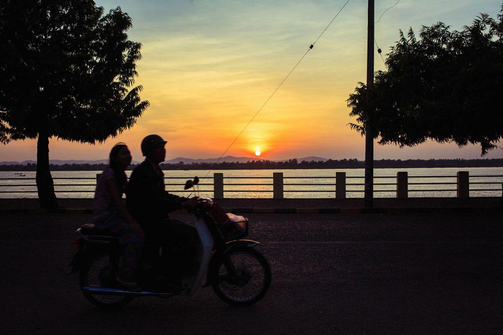 Madanaly sunset