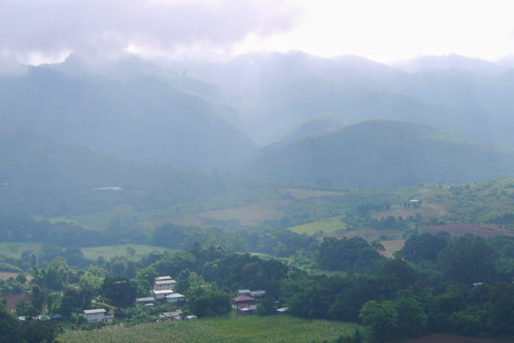 Inle Lake Hills