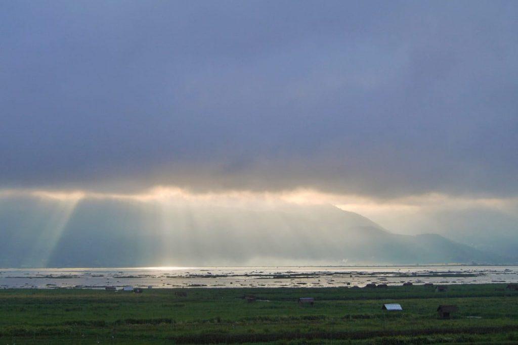 Inle Sunrise