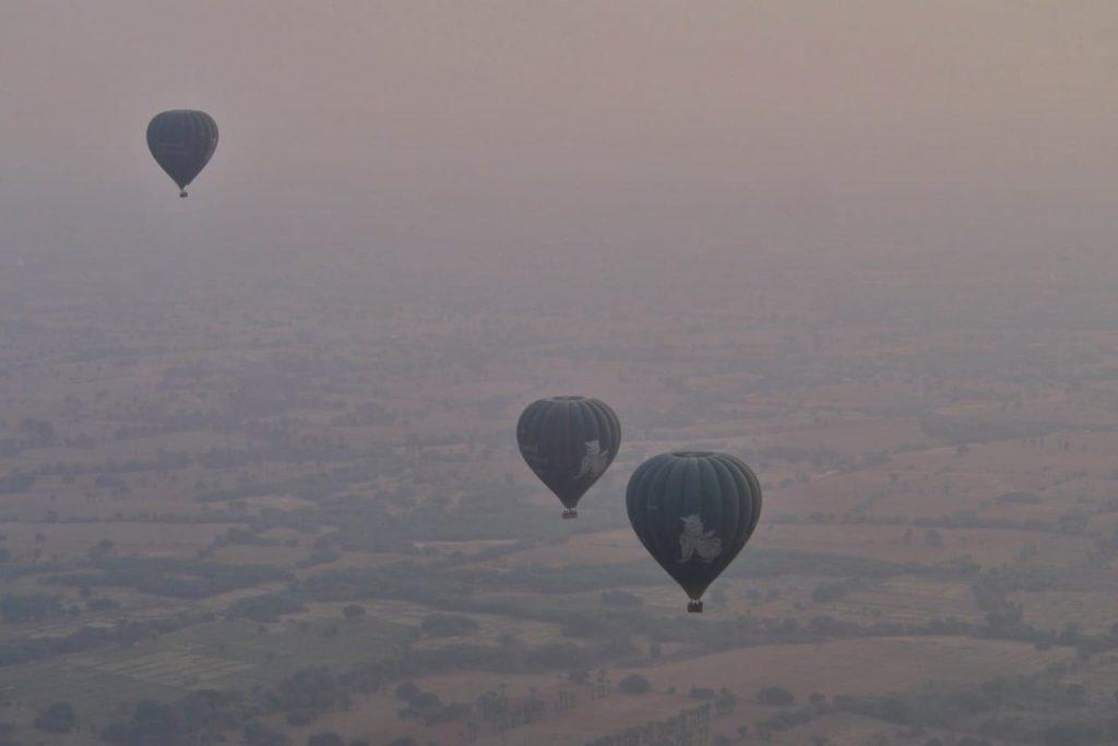 Oriental Ballooning Balloons