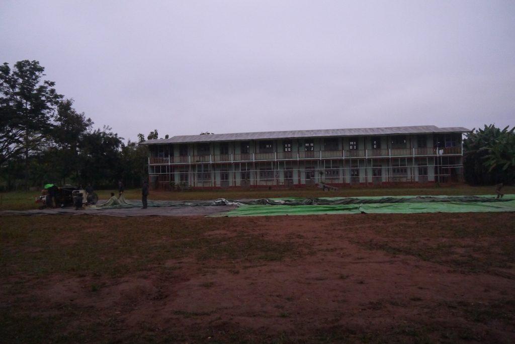 School Ground Inle