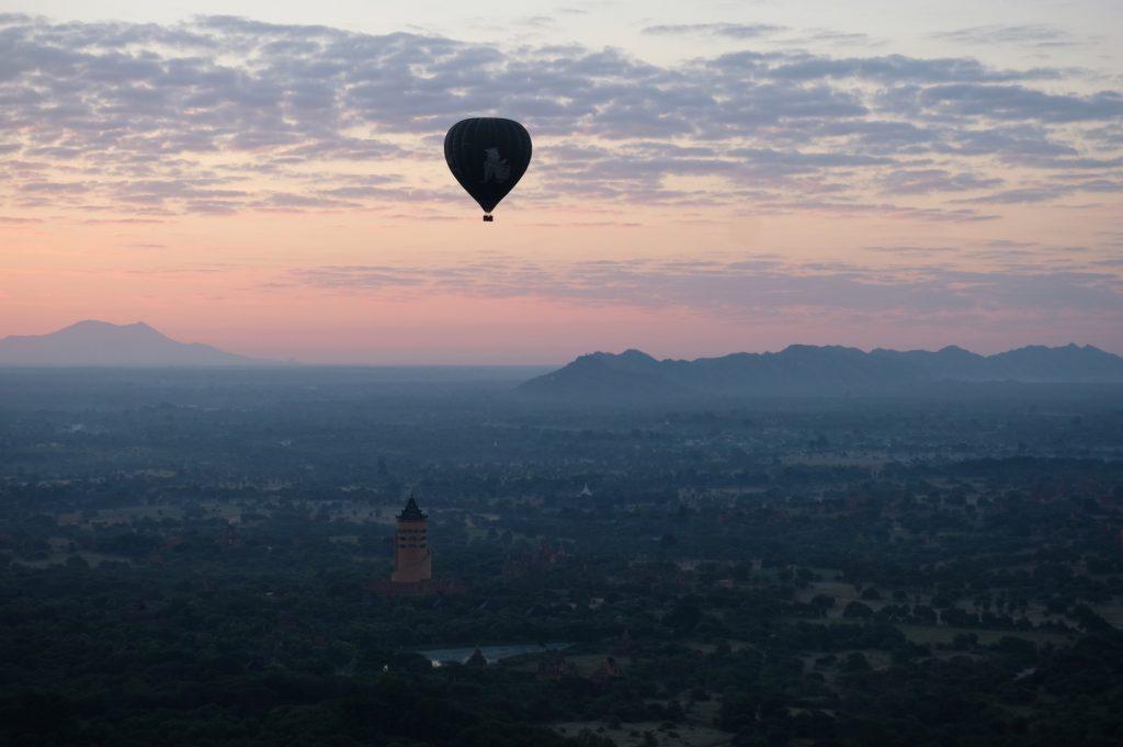 Before Sunrise Bagan