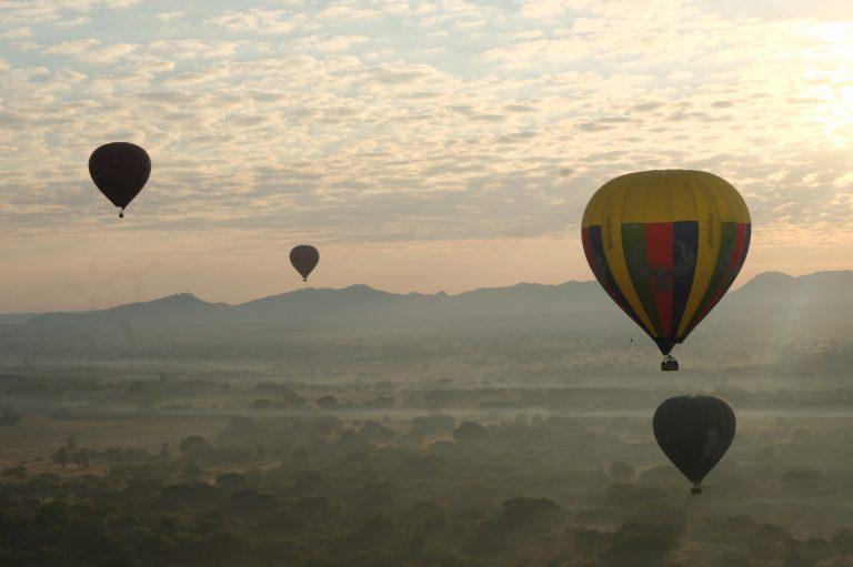 STT Ballooning Bagan