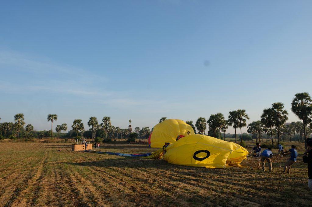 Crew STT Ballooning