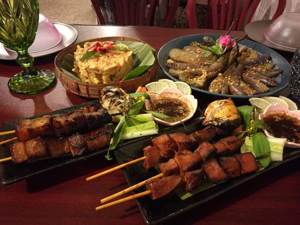 Kachin Food