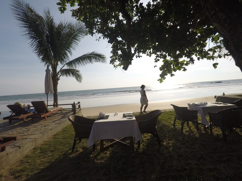 Romantic Beach Setup