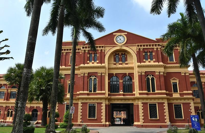The Secretariat Yangon