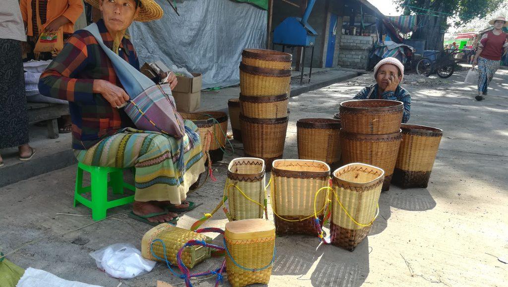 Loikaw Morning Market