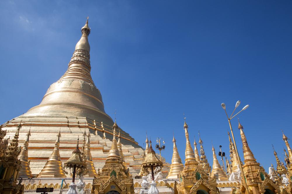 Visit Myanmar Shwedagon Pagoda