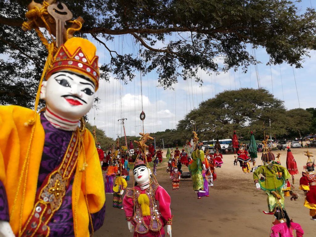 Puppets Bagan
