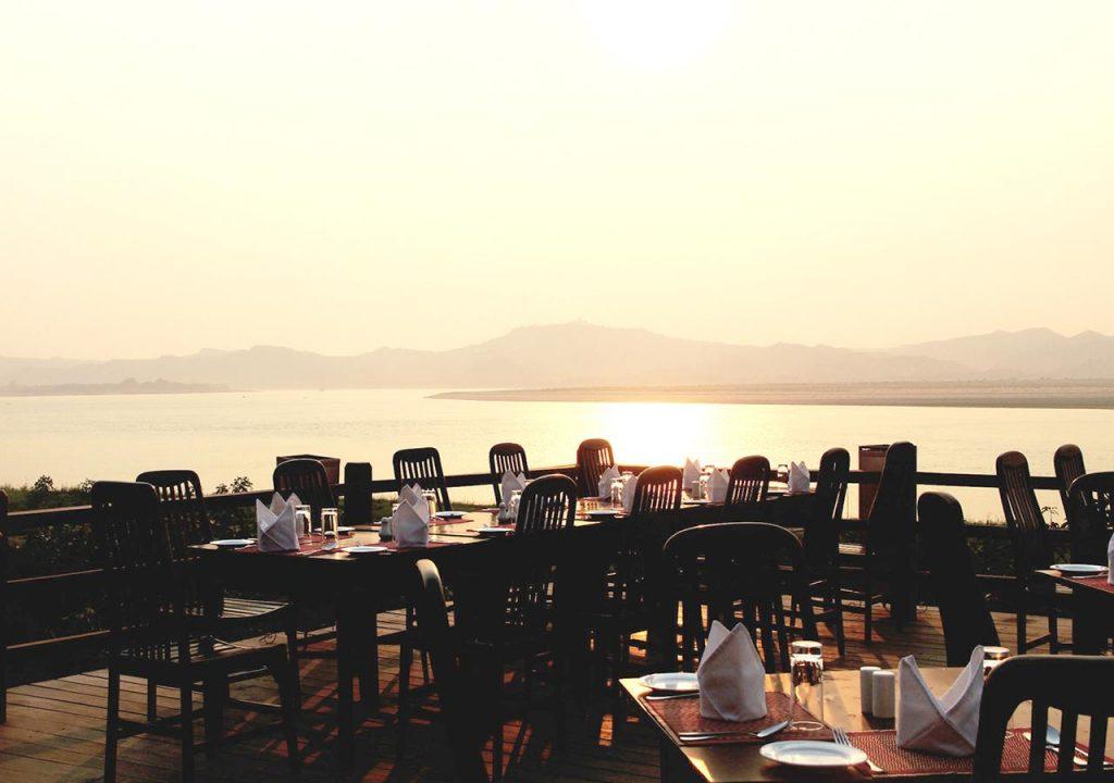 Photo Bagan River View Hotel Website