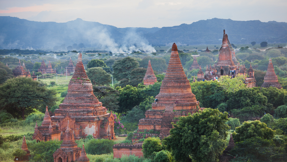 5 days Itinerary in Myanmar - Bagan