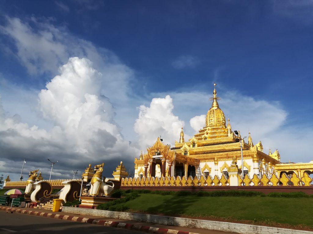 5 days itinerary in Myanmar Pyin Oo Lwin