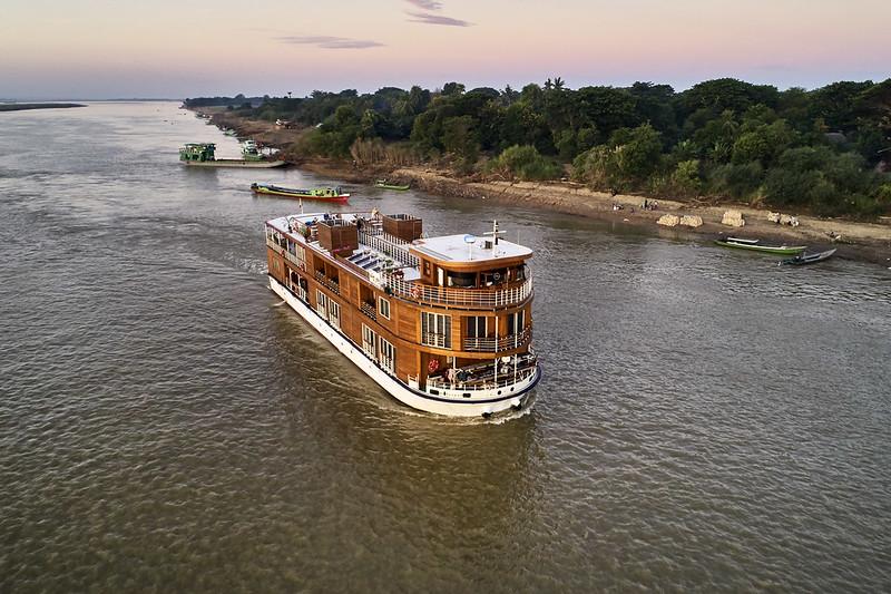 Paukan Cruise Myanmar