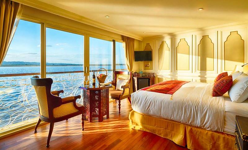 Luxury Cruise Myanmar