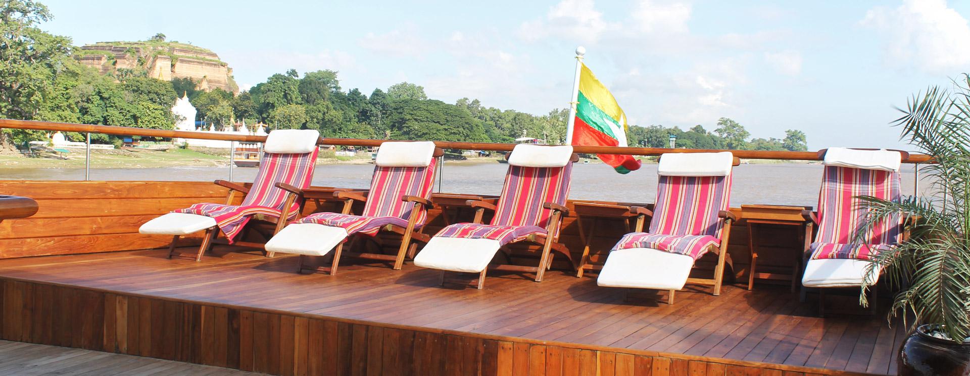 Amata Cruises Myanmar