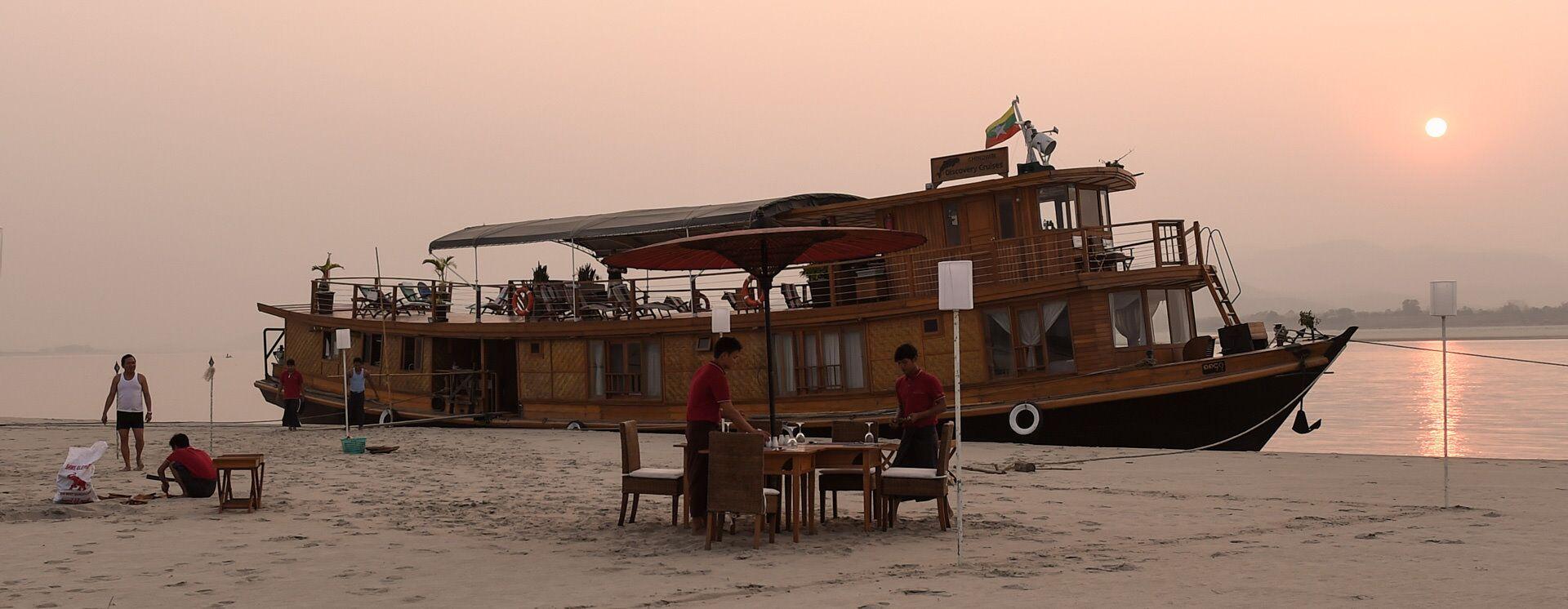 Amata River Cruise