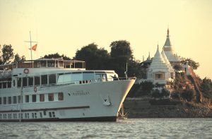Belmond Luxury Cruise Myanmar