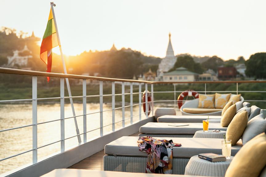 Luxury River Cruise Myanmar