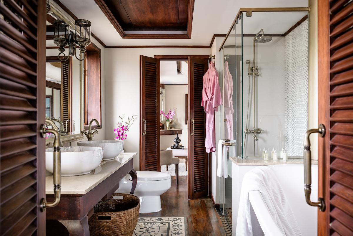 Sanctuary Ananda Bathroom