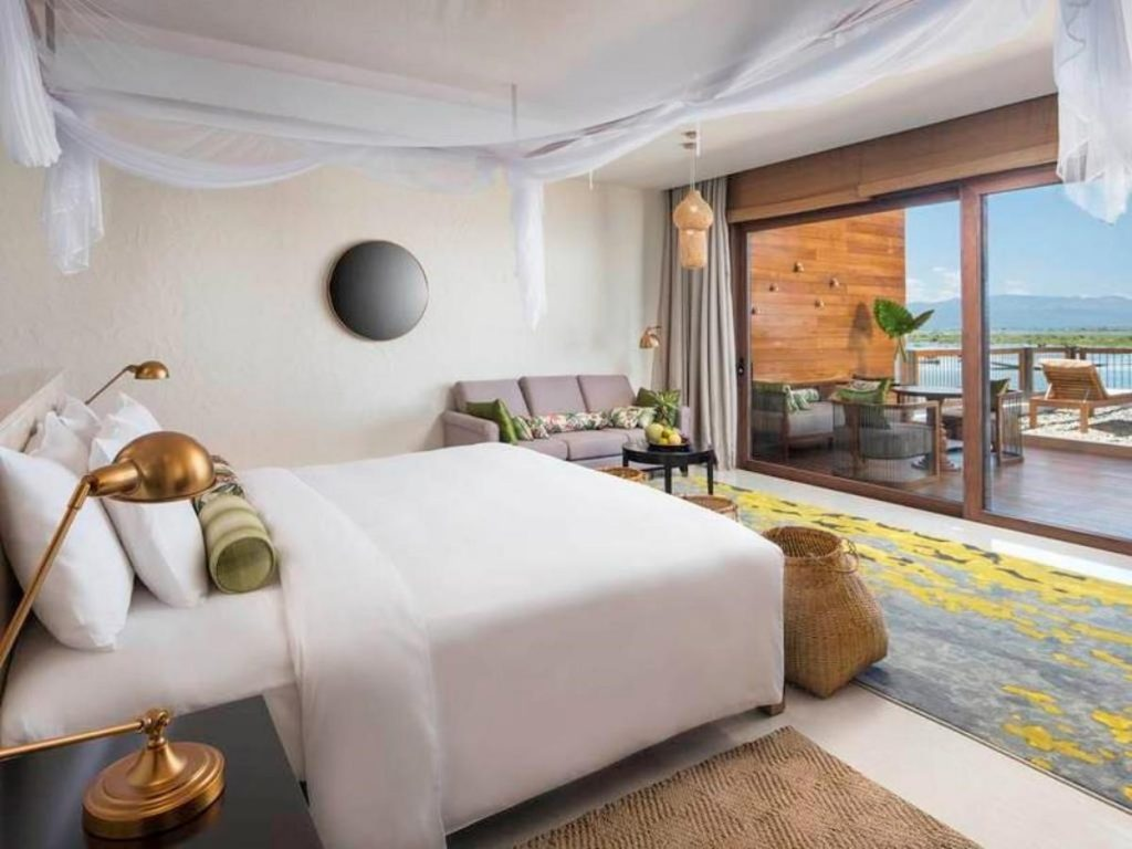 Best Hotels in Myanmar Sofitel Inle Lake