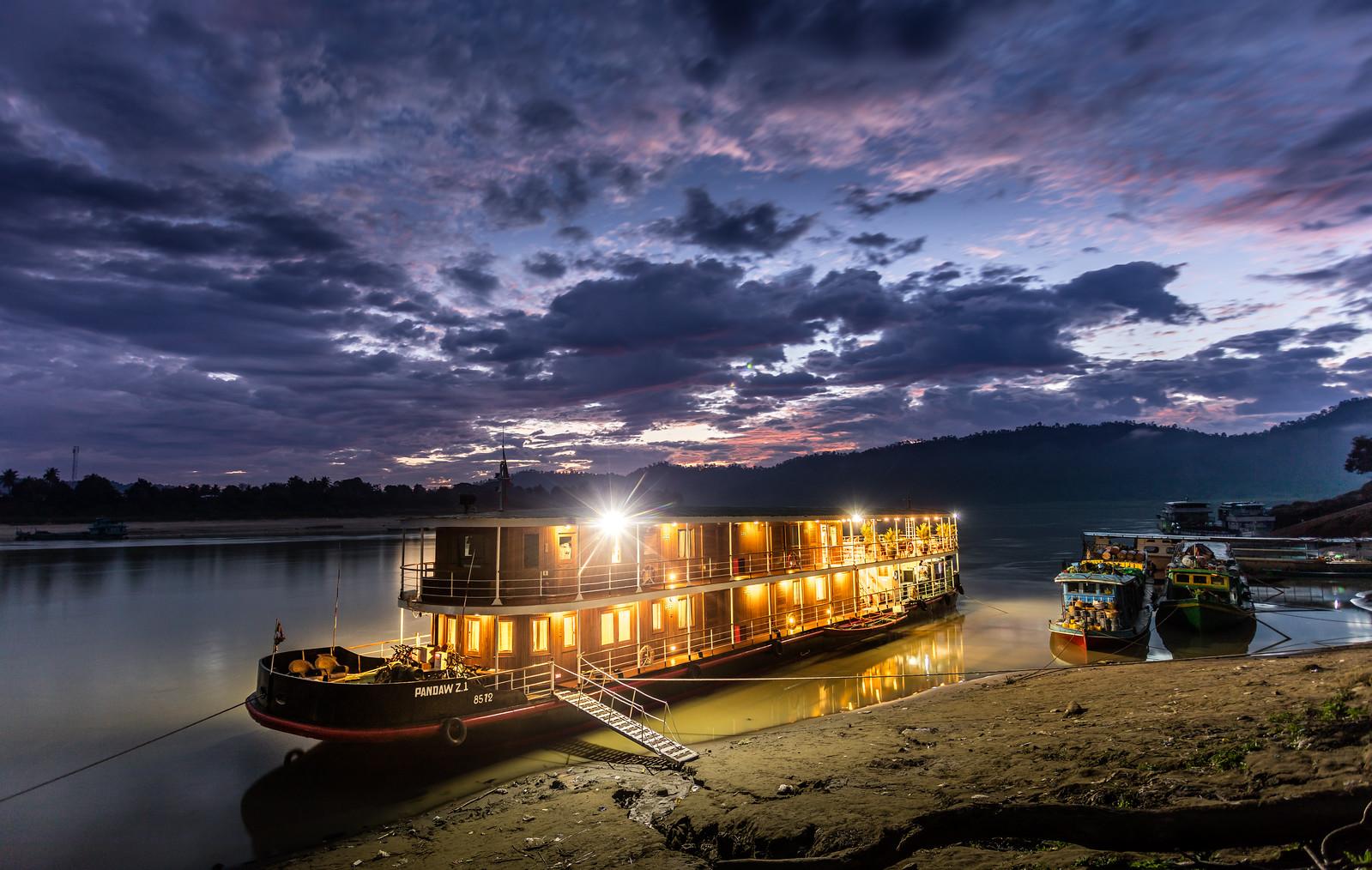 Myanmar Luxury Cruise