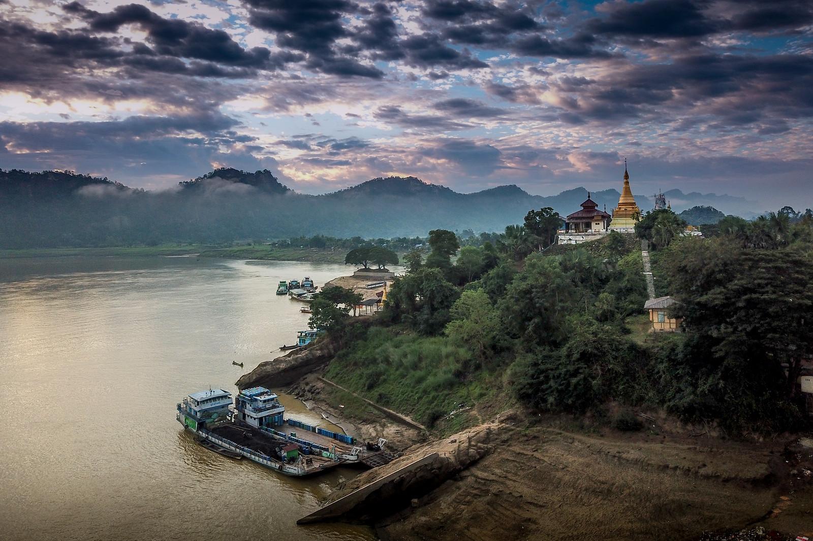 Pandaw River Cruise Myanmar