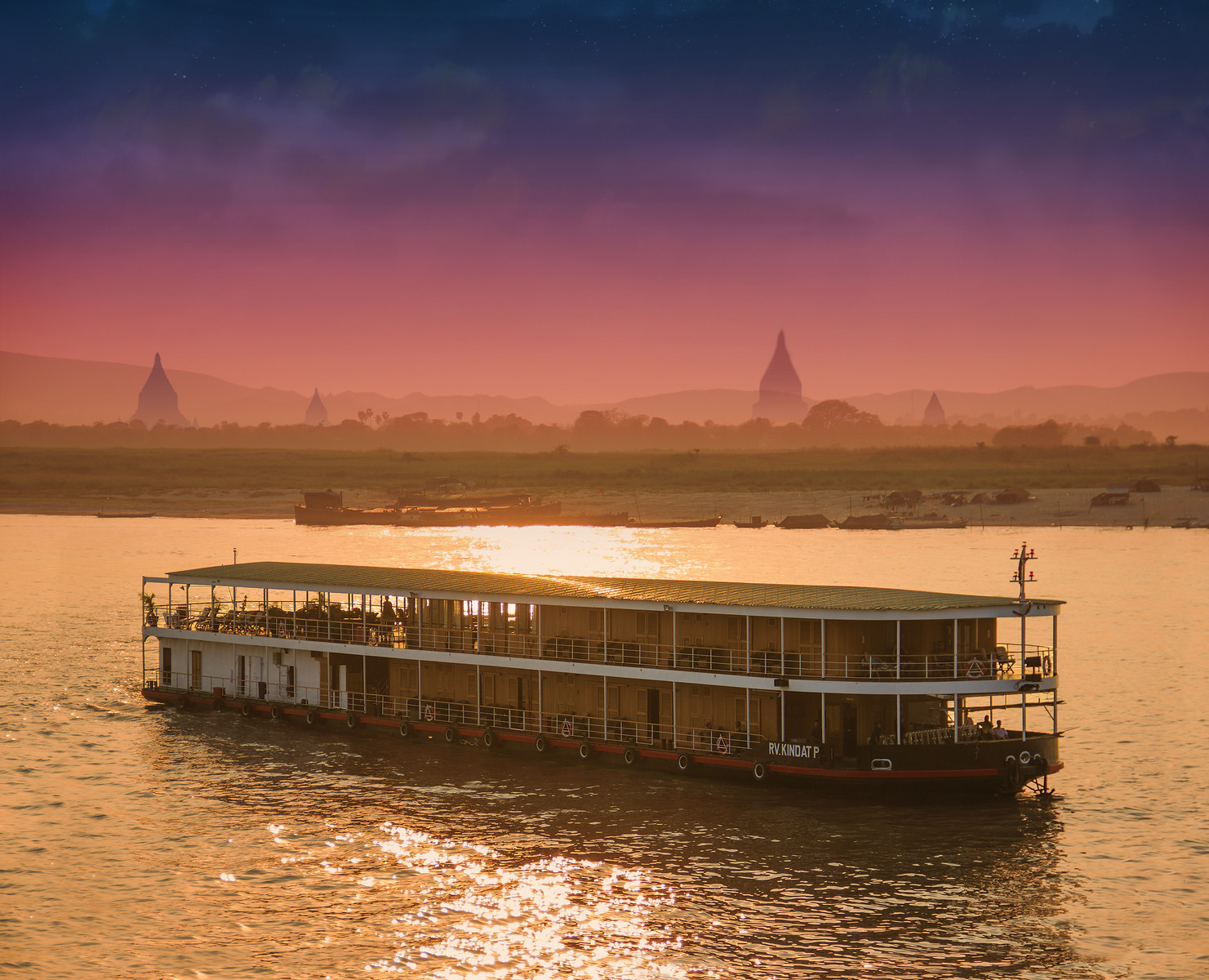 Pandaw Myanmar