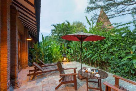 Pagoda View Hotels Bagan