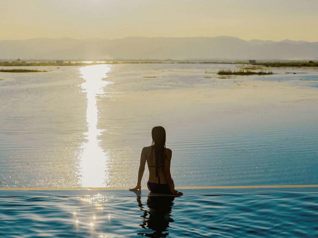 Best Hotel Pools in Myanmar