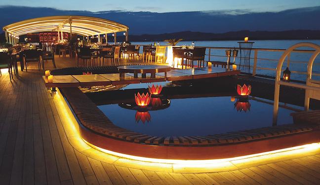 Belmond Cruise Myanmar