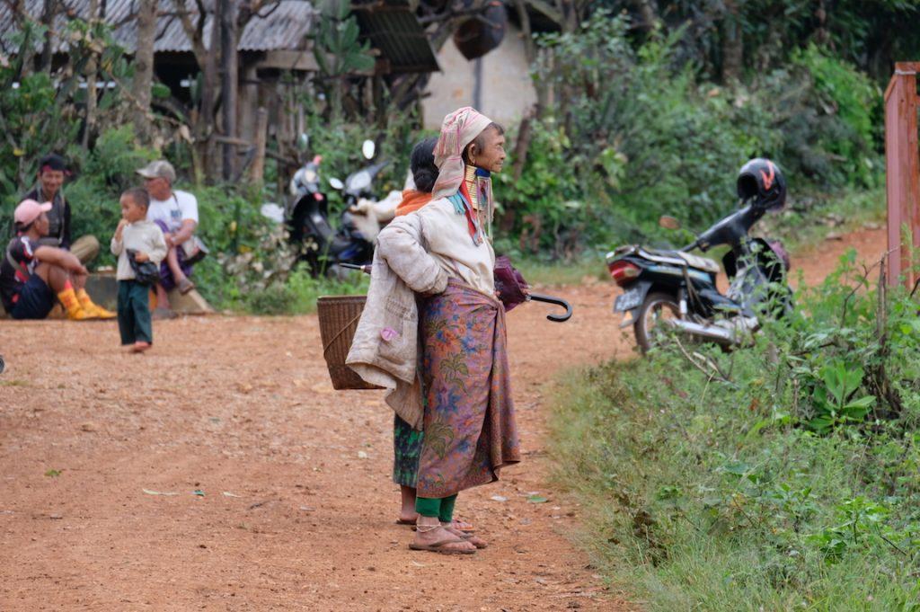 Long Neck Tribe Myanmar